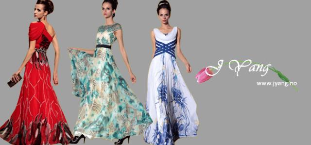 Design kjoler og drakter i store størrelser   Lie Kjeldsens